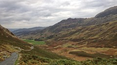 Wrynose Pass, Cumbria (jurassicjay) Tags: uk greatbritain england mountains landscape nationalpark scenery unitedkingdom lakedistrict valley cumbria gb wrynosepass