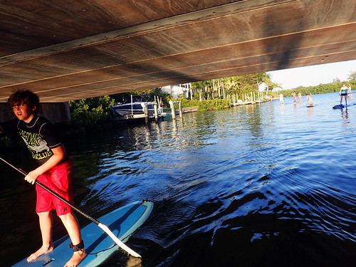 12_28_15 paddleboard tour Lido Key Sarasota FL   15