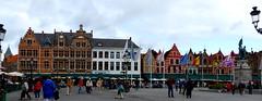 P1030146-Bruges, Belgium (CBourne007) Tags: city architecture buildings europe belgium bruges veniceofthenorth