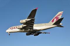 QR0003 DOH-LHR (A380spotter) Tags: heathrow landing finals airbus a380 arrival approach 800 qr lhr qatar threshold qatarairways qtr egll  27r runway27r shortfinals dohlhr qr0003 a7ape msn0181