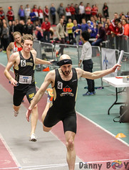 McGill University Team Challenge Athletics 2016 - 4x400m Relay (Danny VB) Tags: athletics mcgill relay trackandfield
