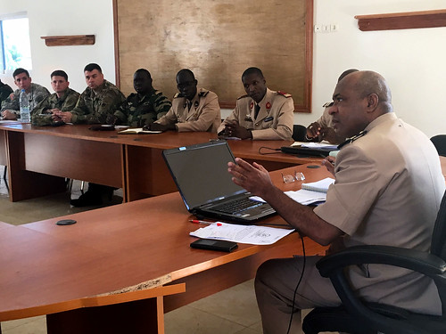 African Readiness Training 2016