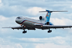 Tupolev Tu-154  RF-85135 (Alex Babashov) Tags: plane canon airplane russia aircraft air jet spot led planes saintpetersburg takeoff spotting avia tupolev rus tu154 pulkovo tu154m t154 airjet tupolevtu154 tu5 planespot sotters ullii rf85135
