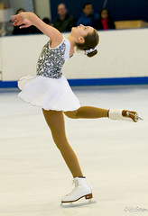 DSC_3077 (Sam 8899) Tags: color ice beauty sport championship model competition littlegirl figureskating