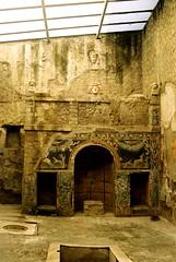 153 Casa di Nettuno e Anfitrite (2 x) (rspeur) Tags: italy itali ercolano herculaneum