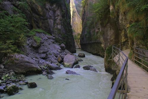 Aare Gorge