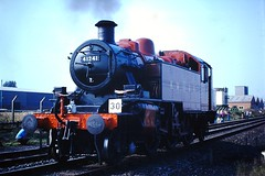 41241 (hugh llewelyn) Tags: anniversary railway steam darlington stockton cavalcade 150th shildon alltypesoftransport lmsivattclass2mt262tno41241