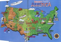 Western Pacific's America map, November 1995 (airbus777) Tags: diagram coloradosprings network 1995 cos tbt routemap westernpacificairlines
