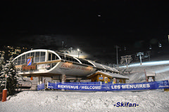 TSD Menuires (-Skifan-) Tags: soir lesmenuires 3valles les3valles skifan