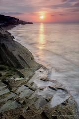 2016-02-08_04-51-27 (Guixa) Tags: mar roques matinada sortidasol puntadenamer