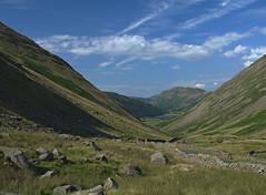 Kirkstone Pass, Cumbria (nisudapi) Tags: uk landscape view lakes lakedistrict pass hills cumbria windermere ullswater kirkstonepass 2015 kirkstone