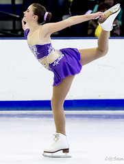DSC_3299 (Sam 8899) Tags: color ice beauty sport championship model competition littlegirl figureskating
