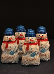 Delicious..... (catherine4077) Tags: candy chocolate delicious snowmen