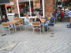 McDonalds Oldenburg (sqfan07) Tags: m jeans buttcrack asscrack