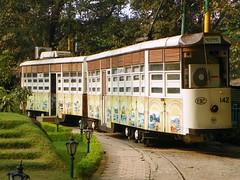 Kolkata 22, Smaranika (memorablia) - a mobile museum tram (juggadery) Tags: urban india museum bengal westbengal 2015