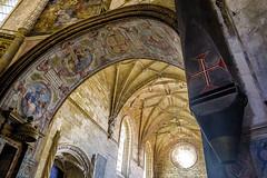 Castiellu Templariu de Tomar (Portugal) (titodixebra) Tags: portugal temple tomar templarios templario templariu