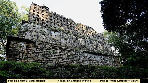 Palacio del Rey o Edificio 33 (Yaxchilán)