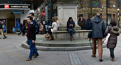 seven dials (stusmith_uk) Tags: street london westminster december coventgarden sevendials 2015