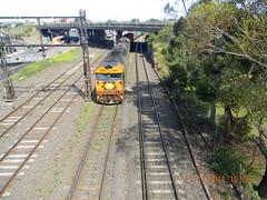 BL32-P22-G527 (damo2016 photos) Tags: sa p22 nationalrail 2011 freightaustralia westfootscray g527 freightvictoria bl32