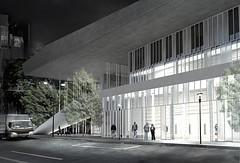 Music Centre in Tokio