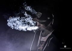 """""""Smoke In The City"""" (Simone D'andrea) Tags: street city boy urban color photo model foto photos cigarette smoke fotografia citt ragazzo fumo sigaretta"""
