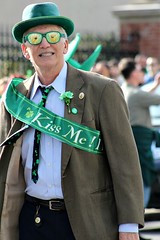 KISS ME (MIKECNY) Tags: silly hat fun glasses weird albany kissme stpatricksday