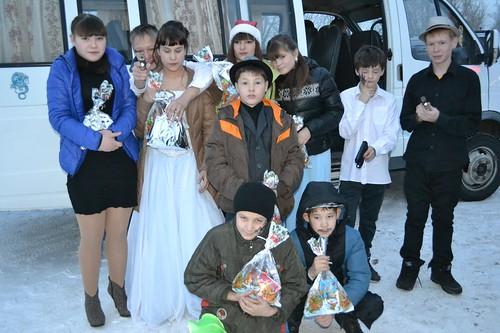 """Новогодний бал-маскарад """"Снег кружится!"""" 12.12.2015"""