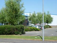 SC6-174 - Dawnfresh, Uddingston - employee entry (Droigheann) Tags: udd