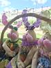 Irmãs coelho (Pina & Ju) Tags: bunny cores easter boneco handmade chocolate artesanato plush páscoa feltro patchwork coelho decoração tecido enfeite conejos cenoura