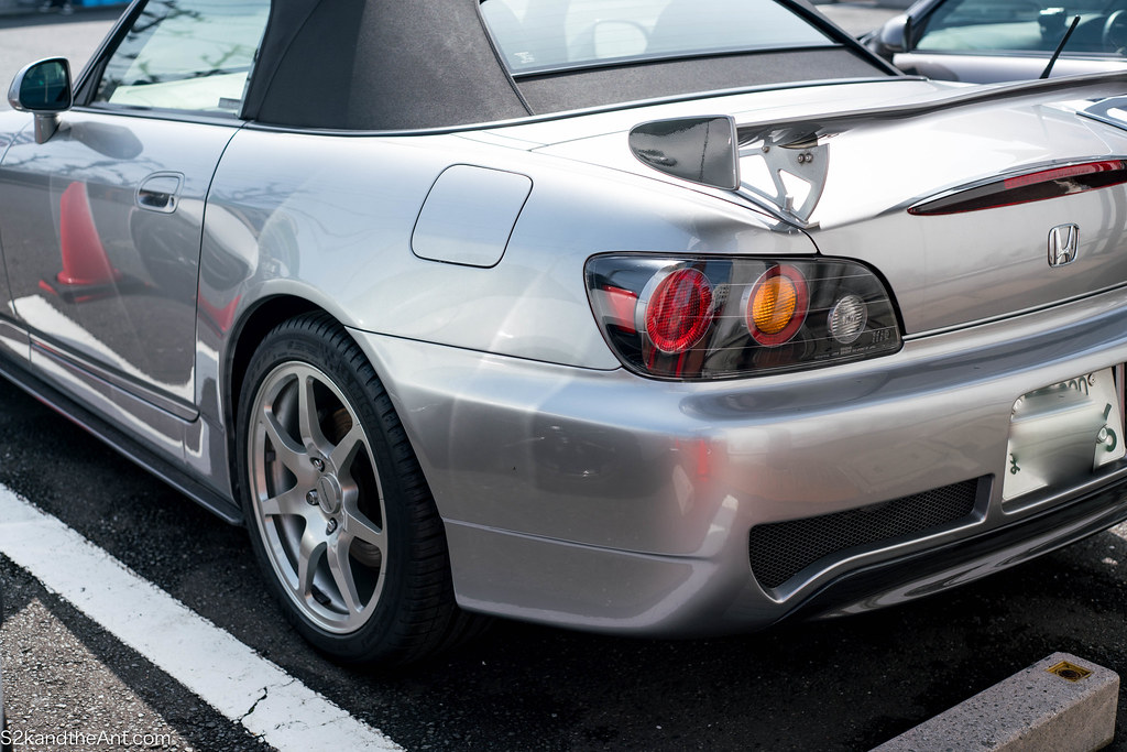 ASM Dry Carbon | The S2k and the Ant