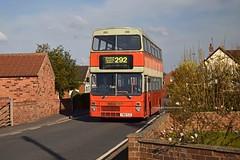 Last man standing (MCW1987) Tags: bus mk2 mersey metrobus merseyside mcw selwyn arriva 3810 selwyns merseybus mk2a f810ylv