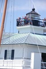 Lighthouse Overnight Adventures at CBMM (Chesapeake Bay Maritime Museum Photos) Tags: family lighthouse youth education programs adventures hooper chesapeake strait lho overnight keeper