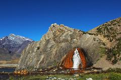 Termas del Plomo (Matias Larenas Trucco) Tags: chile naturaleza mountains nature water trekking landscape hiking hikings