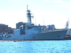 HMCS ATHABASKAN (Roger Litwiller -Author/Artist) Tags: navy royal canadian halifax hmcs athabaskan rcn