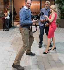 """MELINDA MESSENGER LAUNCHED THE TSB IDEAL SHOW TODAY [RDS 14 APRIL 2016]-114878 (infomatique) Tags: home tsb messenger ideal tbs rds tvpresenter the melindamessenger ballsbridge williammurphy launches harveynorman page3girl connectedhome show"""" glamourmodel streetsofdublin infomatique """"melinda inteligenthome zozimuz embeddedelectronic tsbidealshow melindajanetmessenger"""