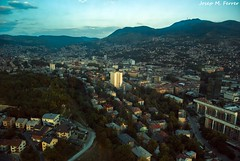 VISTES DE SARAIEVO (Bsnia i Herzegovina, agost de 2012) (perfectdayjosep) Tags: sarajevo balkans balcanes balcans saraievo bsnia perfectdayjosep bosnieiherzegovine bsniaiherzegovina viewofsarajevo