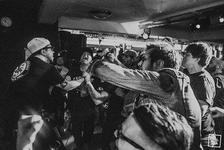 The Real Danger  @ Crossbonefest // Shot by Lies Gaethofs