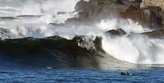 FERNANDO RIEGO / 4836DRL (Rafael Gonzlez de Riancho (Lunada) / Rafa Rianch) Tags: sea mer sports mar surf waves surfing olas cantabria deportes laisla ocano acantilados santamarina