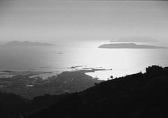 Trapani e le Egadi (arturo.gallia) Tags: sea panorama analog 35mm landscape islands lomo lomography mare trapani favignana levanzo isole marettimo analogico