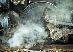 Steam No2 Color (Charlie Day DaytimeStudios) Tags: ca railroad usa cloudy trains earlyspring railroadtracks fremontca sunolca railequipment trainsrailroads nilesrailroad nilecanyon sunfremont