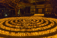 長谷寺 Hasedera Temple (Propangas) Tags: city japan night temple kamakura jp 日本 神奈川県 鎌倉市