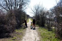 Family crossing (Hkan Dahlstrm) Tags: people photography se skne sweden walk uncropped malm f71 ribersborg 2016 skneln xe2 xc50230mmf4567ois sek 211042016164701