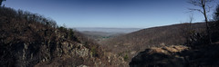 Shenandoah National Park [04.17.2016] (Andrew H Wagner | AHWagner Photo) Tags: park morning winter panorama mountain mountains nature canon landscape outdoors eos virginia is nationalpark spring rocks hiking pano exploring rocky panoramic lookout explore national va valley summit usm shenandoah exploration viewpoint f4 shenandoahnationalpark 1635mm f4l 1635l 5dmkiii 5dmk3 5d3 5dmarkiii 5dmark3