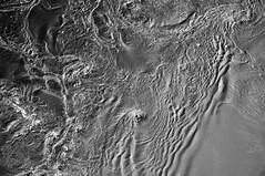DSC_4678 [ps] - Shaken/Stirred (Anyhoo) Tags: uk blackandwhite bw texture water river flow scotland waves stirling forth whirlpool ripples eddy turbulence riverforth eddies anyhoo photobyanyhoo