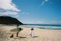 Latitudinal Tales, Australia (james bowden) Tags: leica travel camping 35mm fishing surf tales kodak australia surfing adventure squid tasmania agfa portra m7 latitudinal latitudinaltales campvibes
