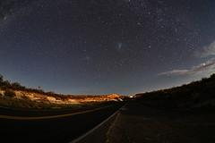 Road (Luca Nunes) Tags: travel ruta night estrellas