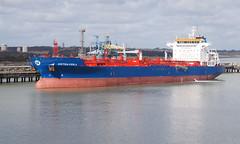 'Histria Perla' - Fawley (Neil Pulling) Tags: uk england port ship harbour ships hampshire southampton shipping tanker fawley southamptonwater fawleyrefinery histriaperla