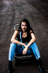 DSC_0095-Editar (brunobalen) Tags: mulher linda garota morena gtica