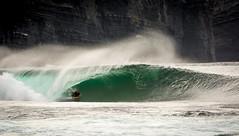 Irish Slab (Matt Loussouarn   Photography) Tags: ocean voyage trip travel light sea irish sun seascape nature water sport extreme wave sunny reef vague slab irlande bodyboard