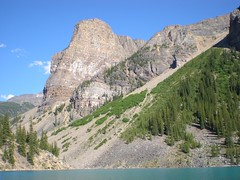 Moraine Lake (robertbr1) Tags: banff banffnationalpark morainelake
